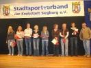 30.11.2007 - Sportlerehrung